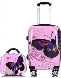 Gloria Kaos Bis Butterfly Pink 55cm + VC Mini - 001