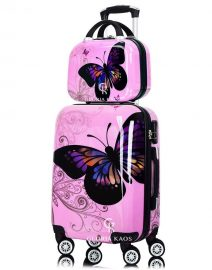 Gloria Kaos Bis Butterfly Pink 55cm + VC Mini - 002
